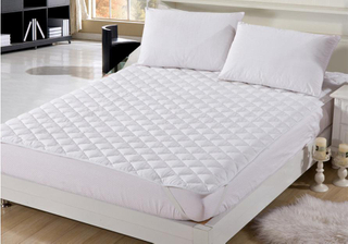 75% White Goose Down Mattress Ptotector PRD-DMP17001